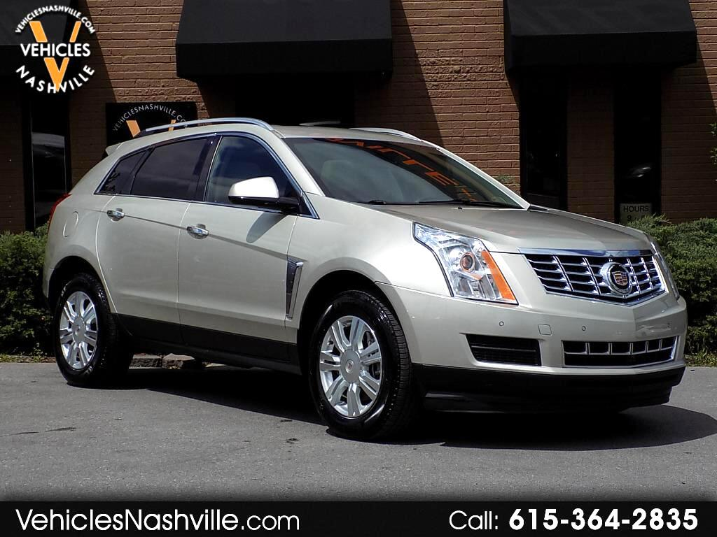 2013 Cadillac SRX Luxury Collection FWD