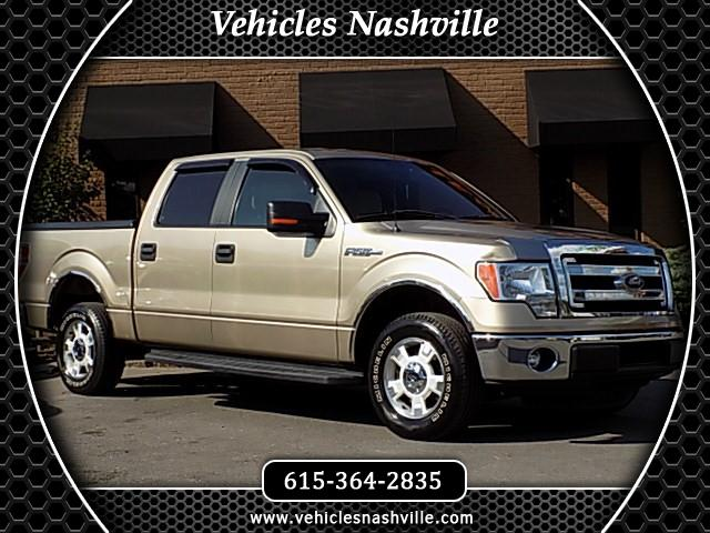 2014 Ford F-150 XLT SuperCrew 6.5-ft. Bed 2WD