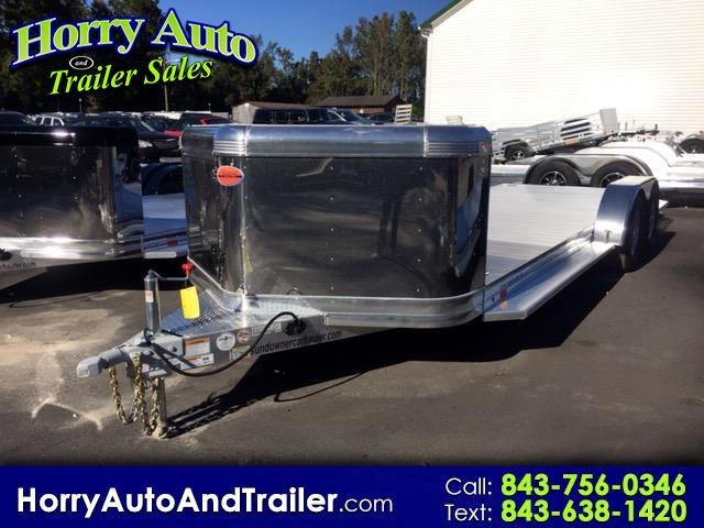2018 Sundowner Transporter ultra 22bp   22 foot car hauler