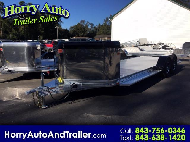 2018 Sundowner Transporter ultra 22 bp 22 ft car hauler