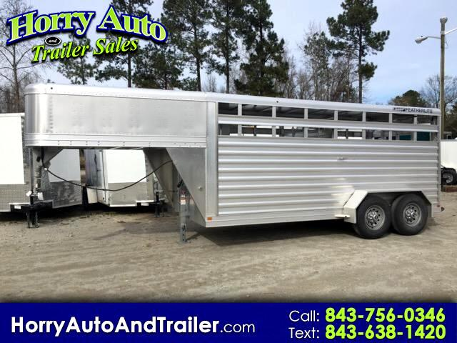 2016 Featherlite Trailers 8117 6ft7inch x 16ft x 6ft 6inch heigh