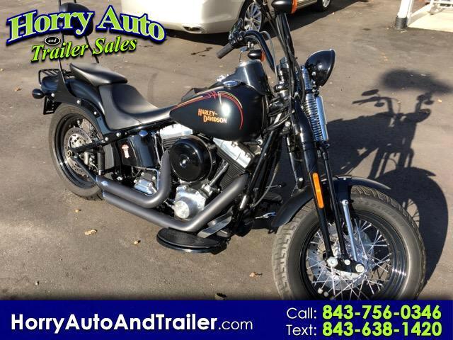 2008 Harley-Davidson FLSTSB