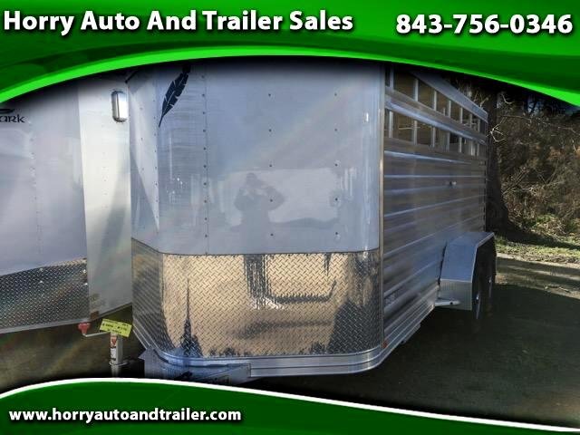 2017 Featherlite Trailers 8107 6ft6inx16ftx6ft6in