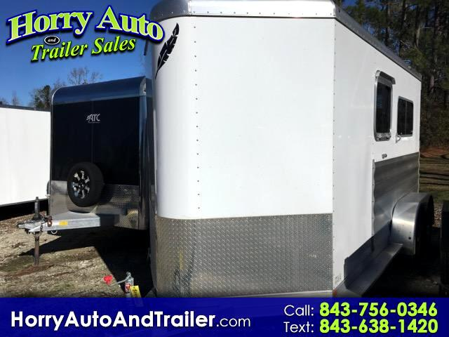2017 Featherlite Trailers 9407 6ft7inx14ftx7ft6in
