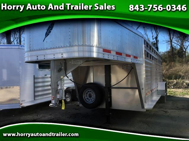 2017 Featherlite Trailers 8117 6ft7inx20ftx6ft6in