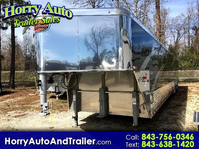 2017 Sundowner SunLite 720  40ft carhauler