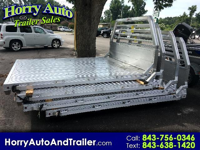 2017 Mission Aluminum Truck Beds 114