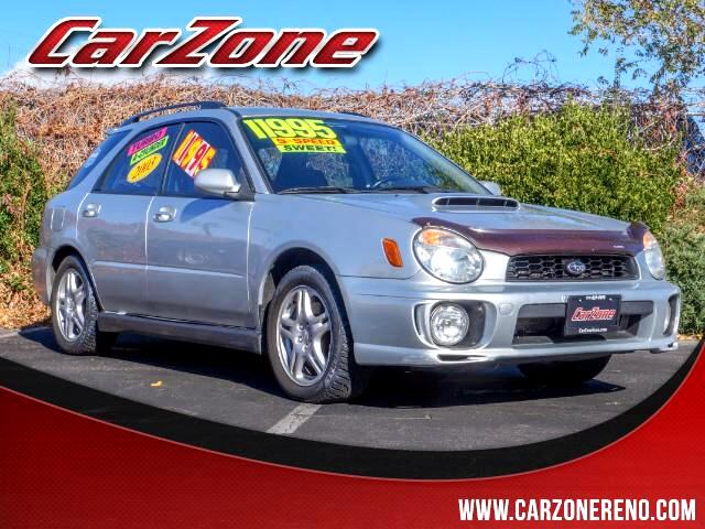 2003 Subaru Impreza Wagon WRX