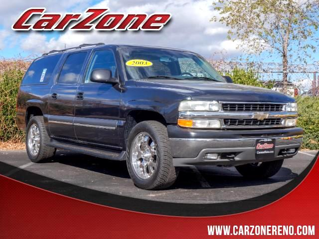 2003 Chevrolet Suburban 1500 4WD