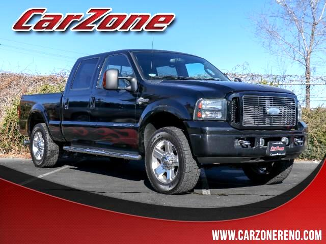 2005 Ford F-250 SD Crew Cab Short Bed Harley Davidson