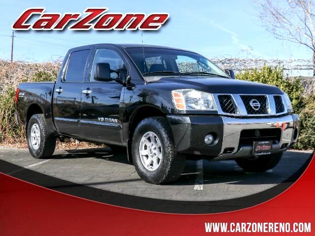 2006 Nissan Titan SE Crew Cab 4WD