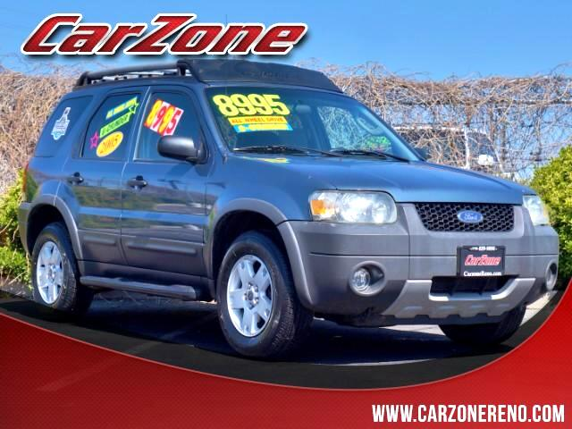 2005 Ford Escape XLT Sport 4WD