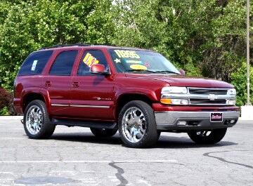 2003 Chevrolet Tahoe