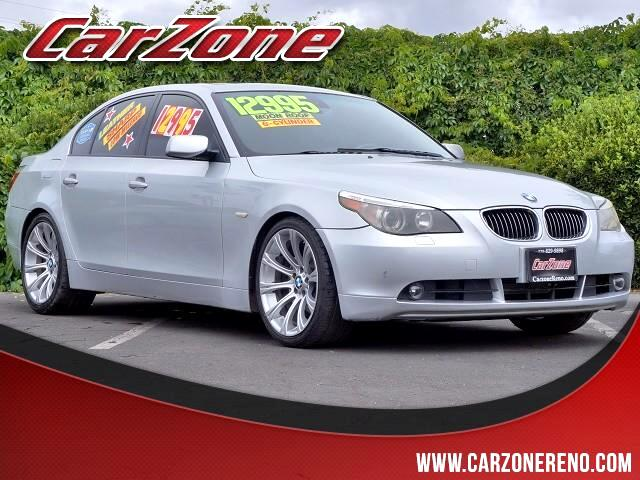 2007 BMW 5-Series 525i Sport Package