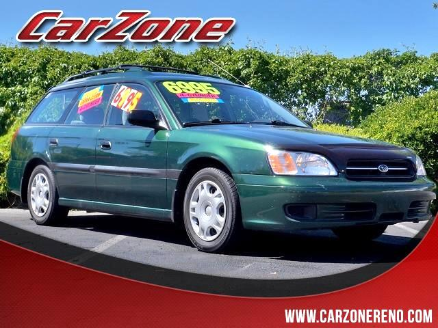 2001 Subaru Legacy Wagon L