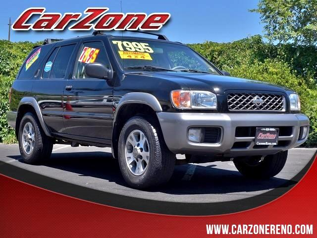 2001 Nissan Pathfinder 4WD