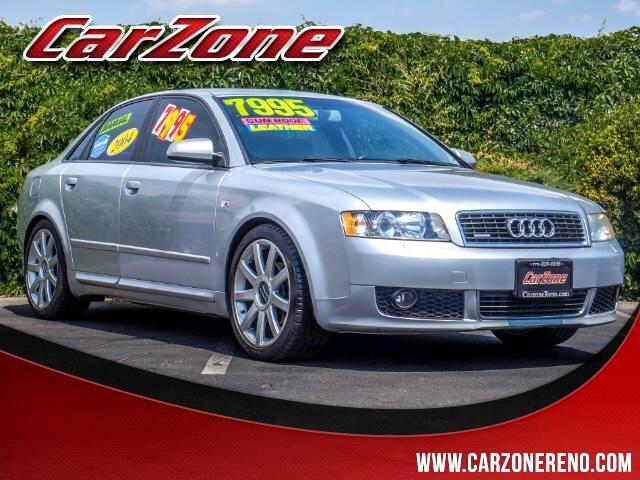 2004 Audi A4 1.8T Ultra Sport Quattro
