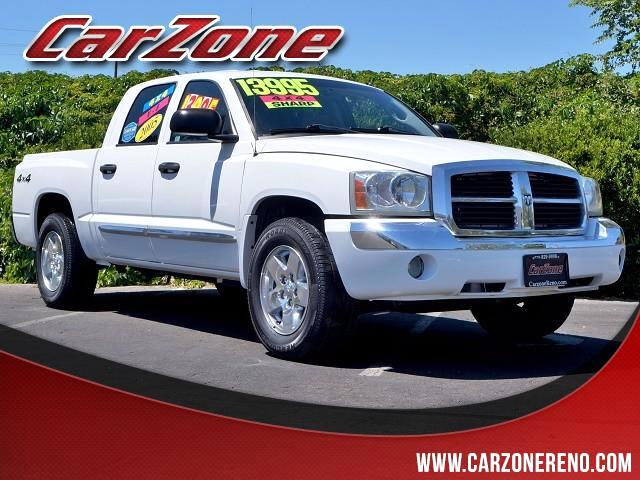 2005 Dodge Dakota Laramie Quad Cab 4WD