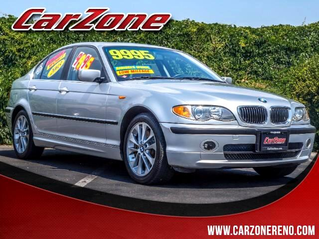 2003 BMW 3-Series 330xi Sport Package Sedan