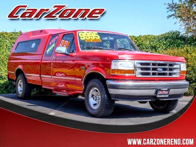 1995 Ford F-150 XLT SuperCab 4WD