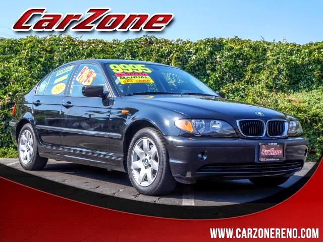 2003 BMW 3-Series 325xi Premium Package Sedan