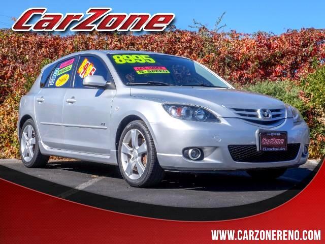 2004 Mazda MAZDA3 s 5-Door
