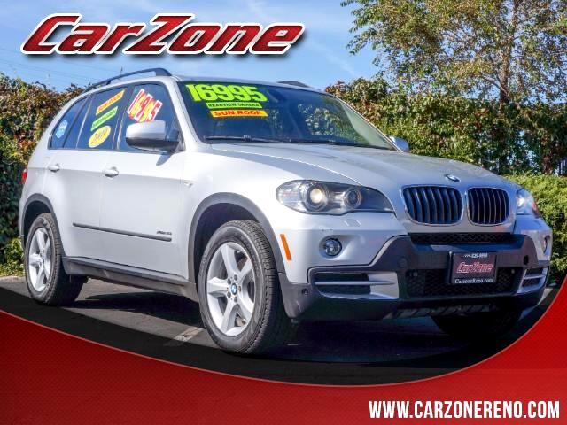 2009 BMW X5 xDrive30i Technology, Cold Weather, & Premium Pkg