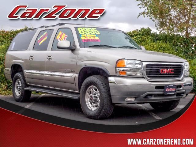 2001 GMC Yukon XL 2500 4WD