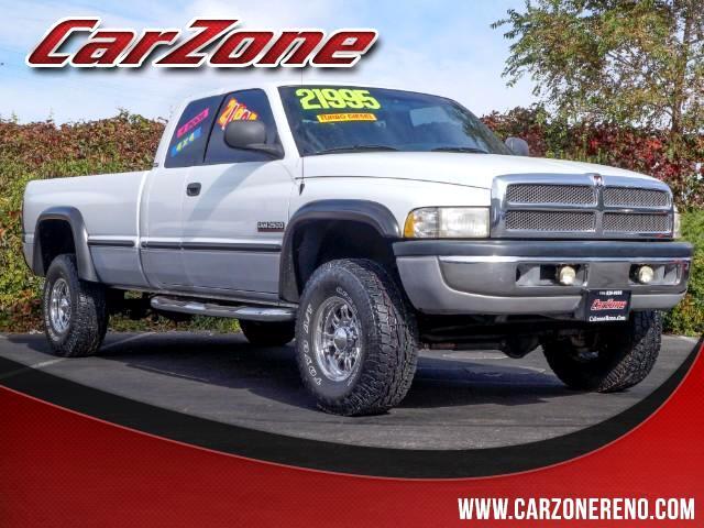 1999 Dodge Ram 2500 Laramie SLT Quad Cab Long Bed 4WD