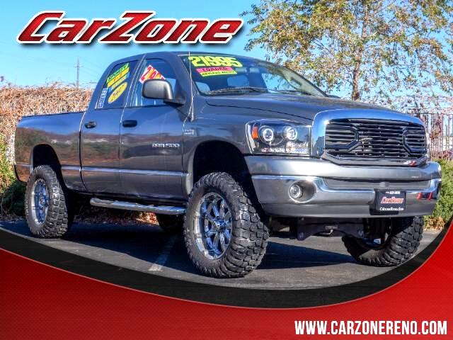 2007 Dodge Ram 1500 SLT Quad Cab 4WD w/ Big Horn Package