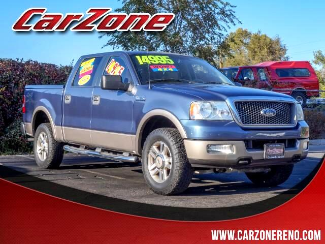 2005 Ford F-150 Lariat SuperCrew Styleside 4WD