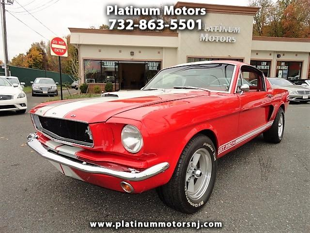 1965 Ford MUSTANG GT 350H
