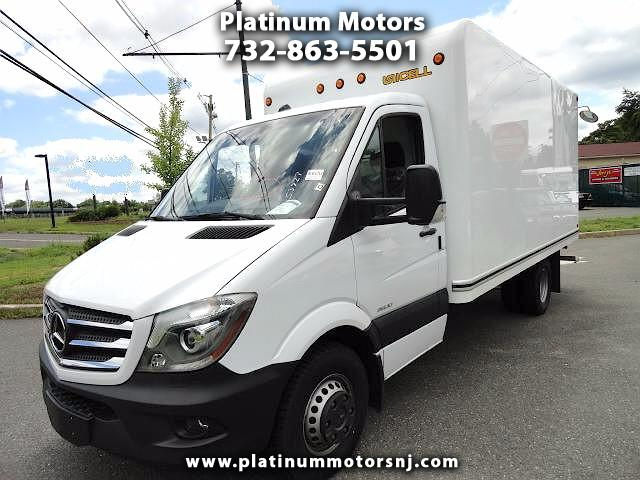 2016 Mercedes-Benz Sprinter 3500 170 WB 4x2 2dr DRW Chassis
