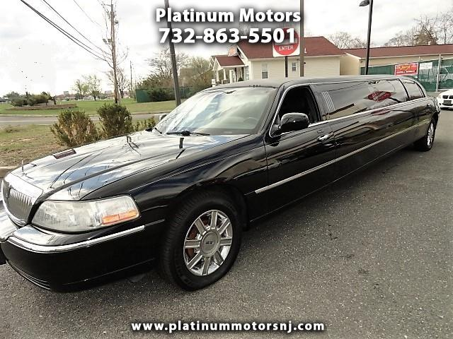 2008 Lincoln Town Car Executive Limo