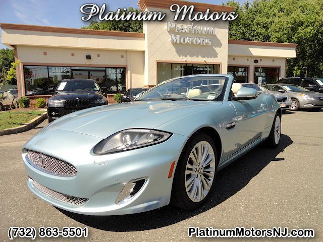 2012 Jaguar XK-Series XK Convertible