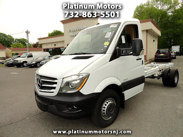 2016 Mercedes-Benz Sprinter 3500 170-in. WB