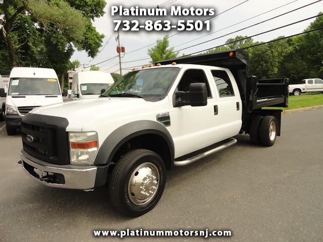 2009 Ford F-450 SD Crew Cab 2WD DRW