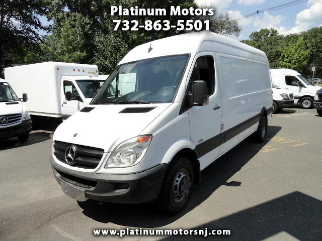 2012 Mercedes-Benz Sprinter 3500 High Roof 170-in WB Dually
