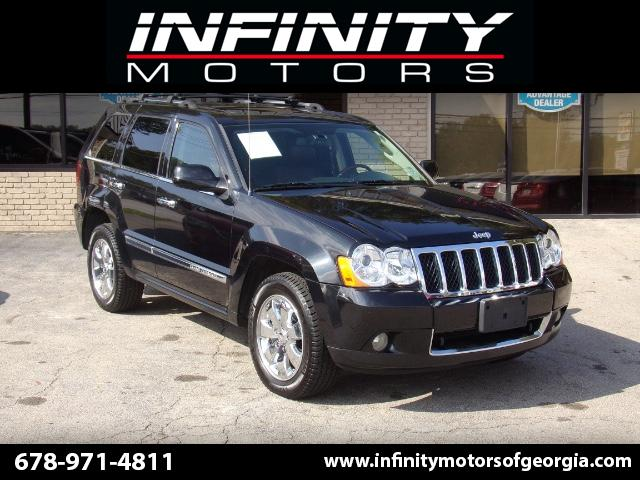 2009 Jeep Grand Cherokee Overland 4WD