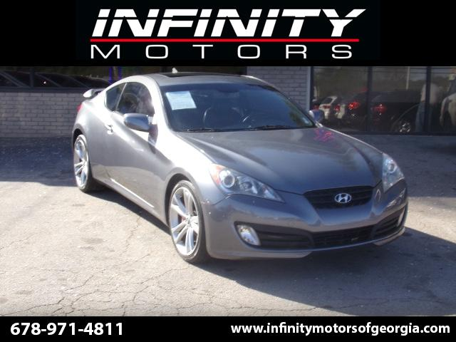 2010 Hyundai Genesis Coupe 2.0T Manual