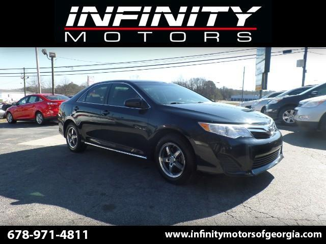 Used 2012 Toyota Camry Le For Sale In Gainesville Ga 30501