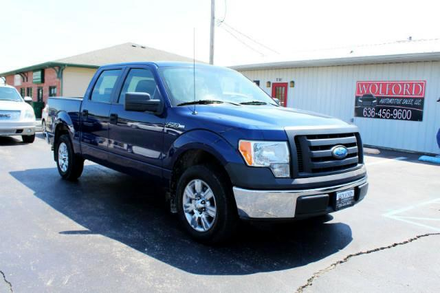 2009 Ford F-150 2WD XLT SuperCrew