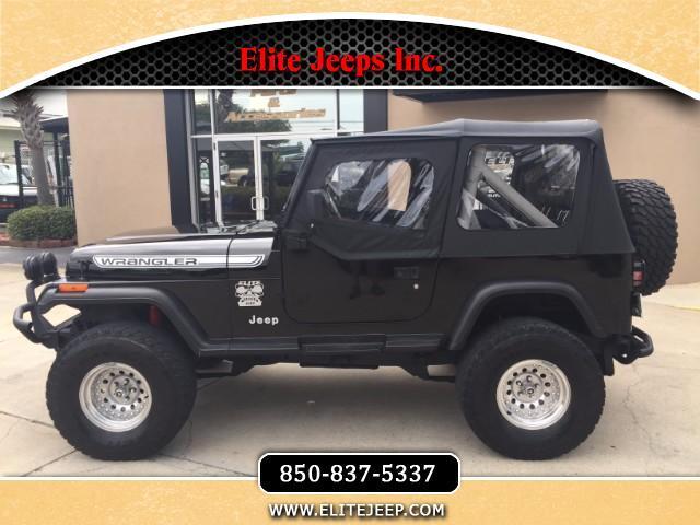 1991 Jeep Wrangler Soft Top