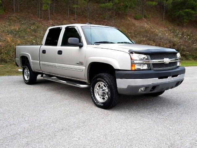 2004 Chevrolet Silverado 2500HD LS Ext. Cab 2WD