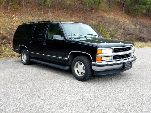 1997 Chevrolet Suburban C1500 2WD