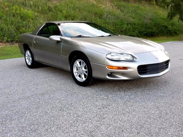 2001 Chevrolet Camaro Coupe