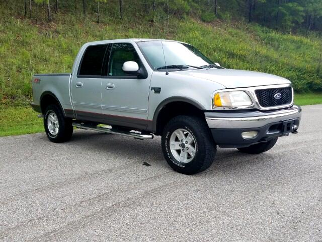 2002 Ford F-150 XLT FX4
