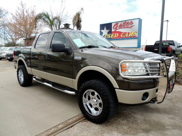 "2008 Ford F-150 SuperCrew Crew Cab 139"" Lariat"