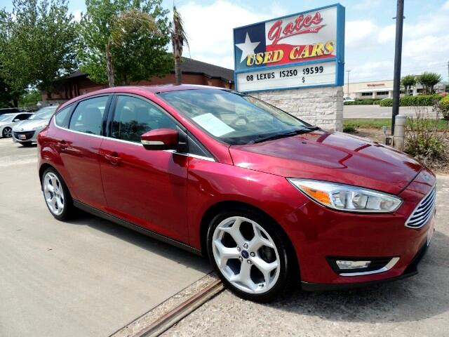 2015 Ford Focus Titanium Hatch