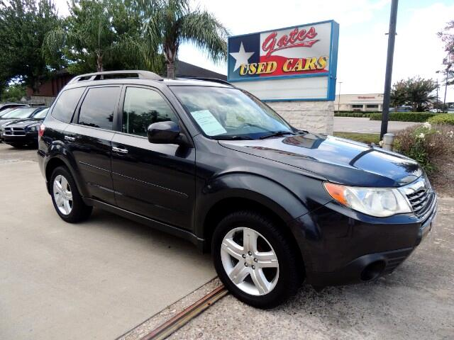 2010 Subaru Forester 2.5 X Premium Package